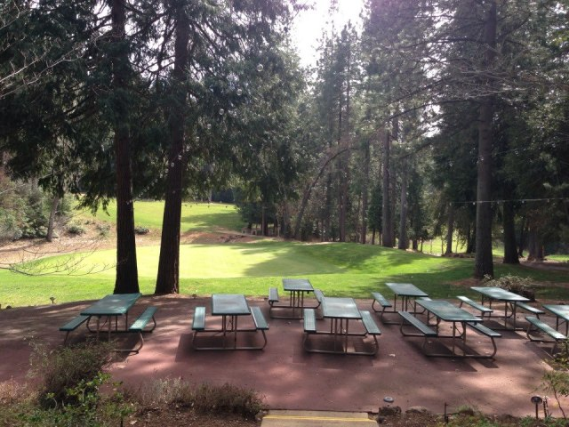 Forest Meadows Golf Course, Murphys Ca